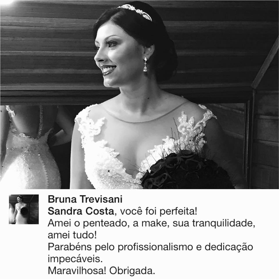 Noiva Bruna Trevisani