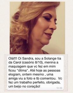 Solange - Madrinha