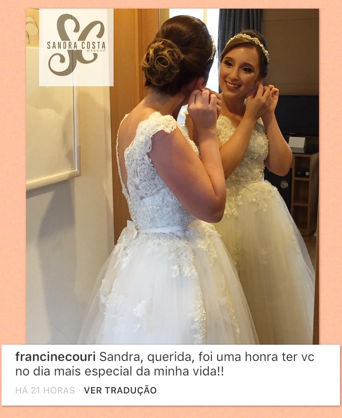Noiva Francine
