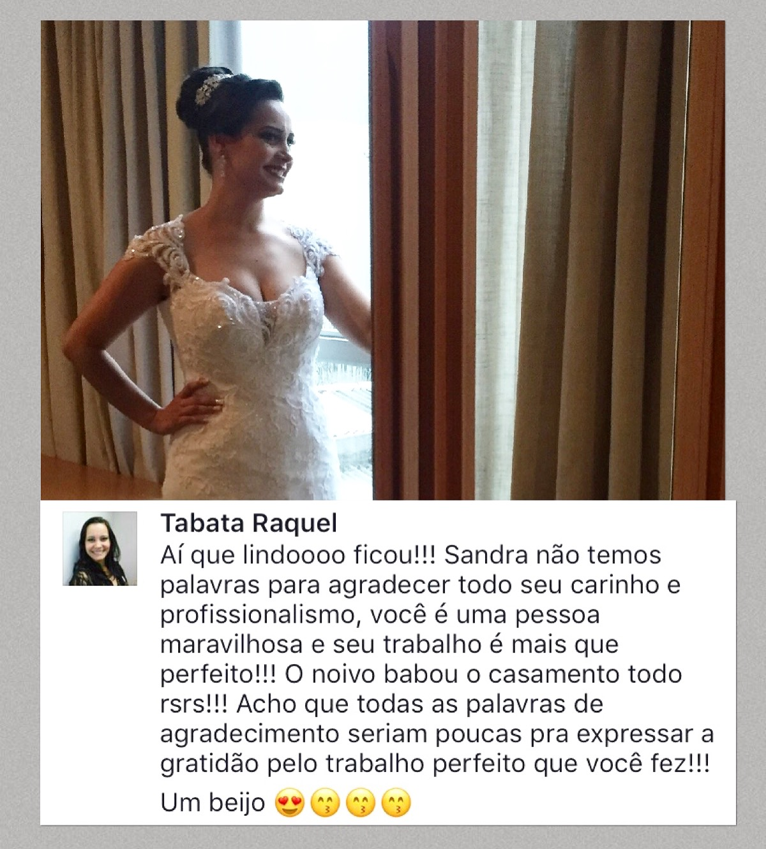 Noiva Tabata