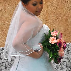Noiva Caroline Kano