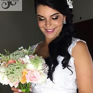 Noiva Bruna Câmera