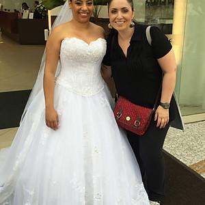 Noiva Débora Lopes