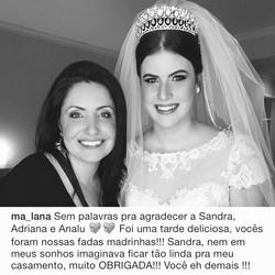 Noiva Marcela Lana