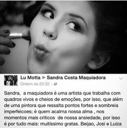 Debutante Lu Motta