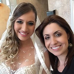 Noiva Mary Campos