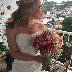 Noiva Kelly Franchi