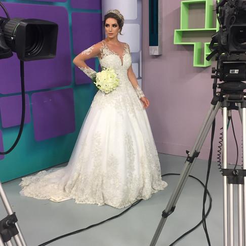 SANDRA COSTA NO NOSSO PROGRAMA - RIT TV - 10/03/17