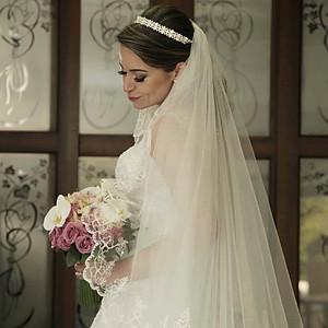 Noiva Ingrid Jud