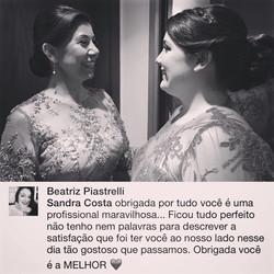 Beatriz e sua Mãe