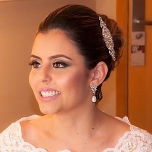 Noiva Renata Bello
