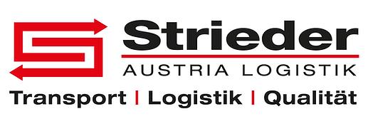 Strieder Spedition Logo AUSTRIA LOGISTIK