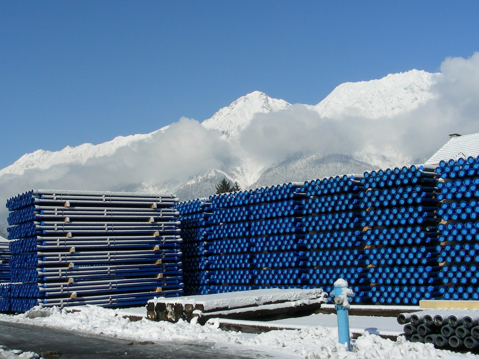 Austria Logistik 15.04.2010
