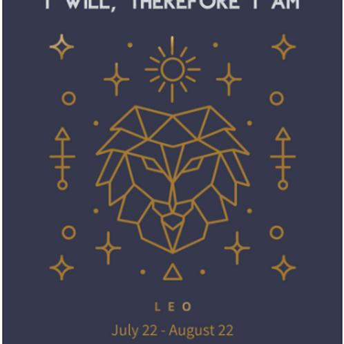 Leo New Moon Digital Download