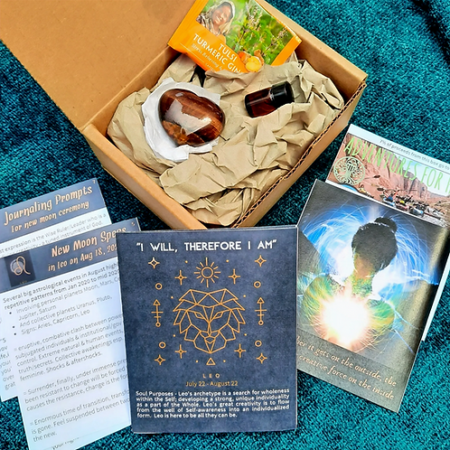 Scorpio New Moon Box