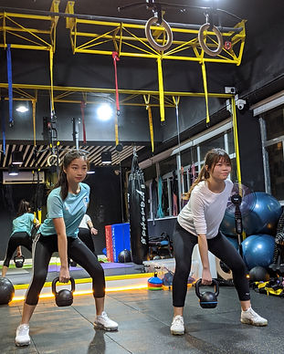HIIT class in Quarry Bay