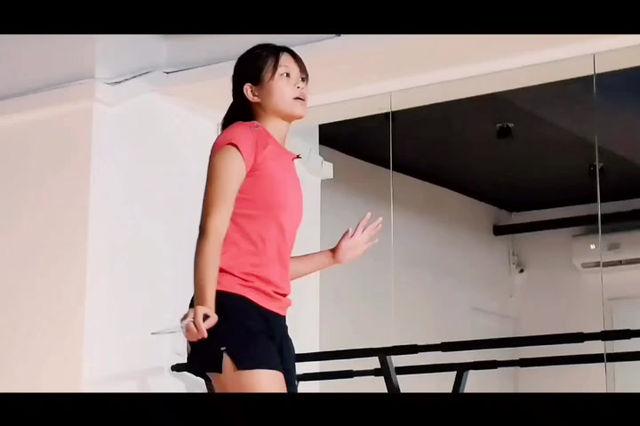 家中簡單瘦身運動
