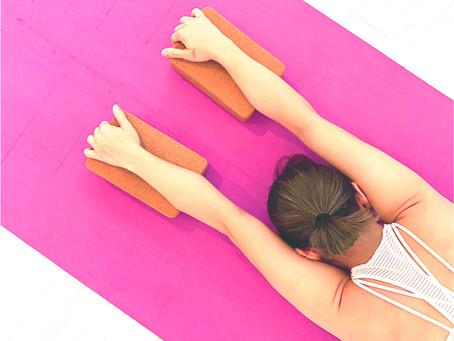 🧘瑜珈五分鐘 身心齊放鬆篇✨