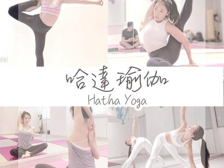 你知道哈達瑜伽Hatha Yoga嗎?