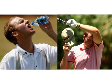 高球常識: 大熱天時打 golf 必備三寶 (Sports Lab 版)