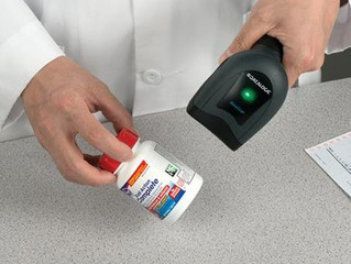 Complete scanning solutions for healthcare application from Datalogic & Code Red