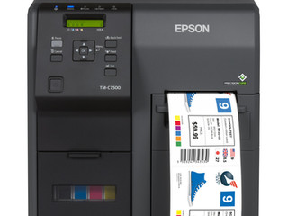 The new Epson ColorWorks C7500 Series from Code Red redefines endurance and reliability for high-spe