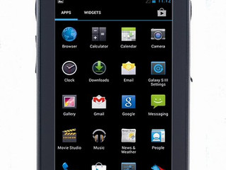New Opticon H27 - rugged Android barcode PDA available from Code Red