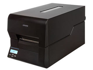 High resolution in your business - the new Citizen CL-E730 desktop printer now available from Code R