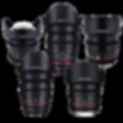 Rokinon Lens Kit