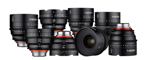 Rokinon Xeen Lens Kit