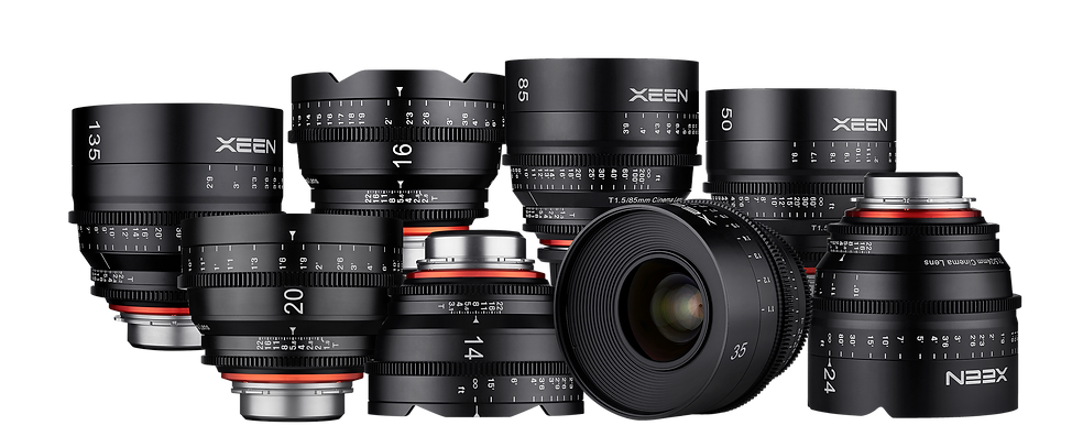 Corvus Eye Media Lens Kit