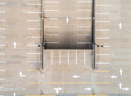 Extra Hidden Benefits of Concrete Parking Lots Compared to Asphalt