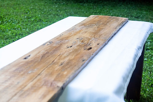 Barnwood Table Runners