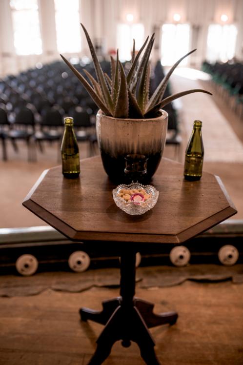 Ceremony/Communion Table