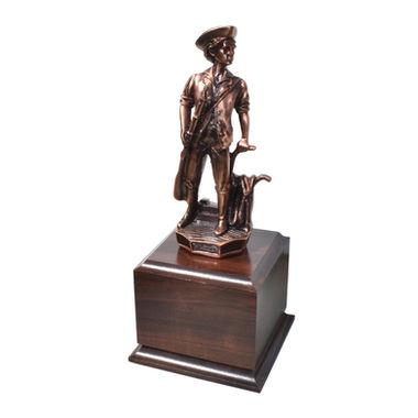 Minuteman Large Bronze