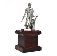 Minuteman Statue Pewter