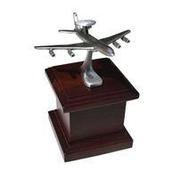 AWACS Plane on Base