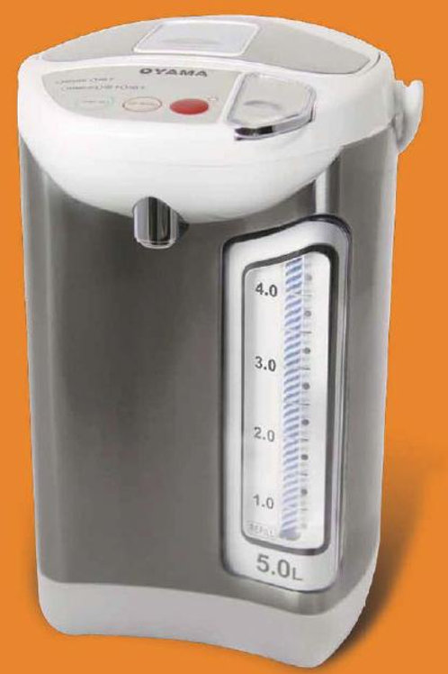 Hot Water Dispensing Kettle / All Stainless boiling pot / 5 Liters