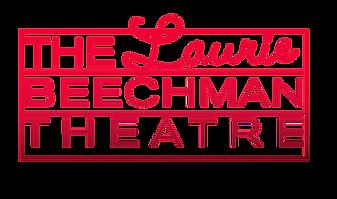 beechman logo RED transparent background