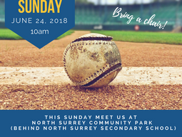 Two Special Sundays!