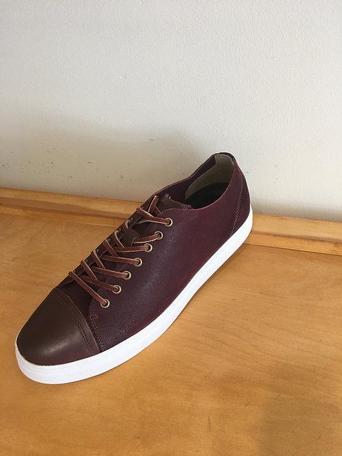 Belvedere Burgundy/Cognac Sneaker