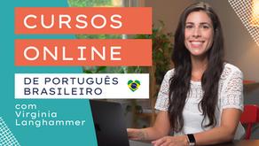 Brazilian Portuguese Online Courses