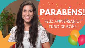 How to congratulate someone in Portuguese