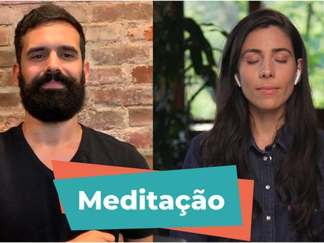 Meditation in Portuguese