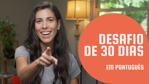 How to improve your Portuguese in 30 days