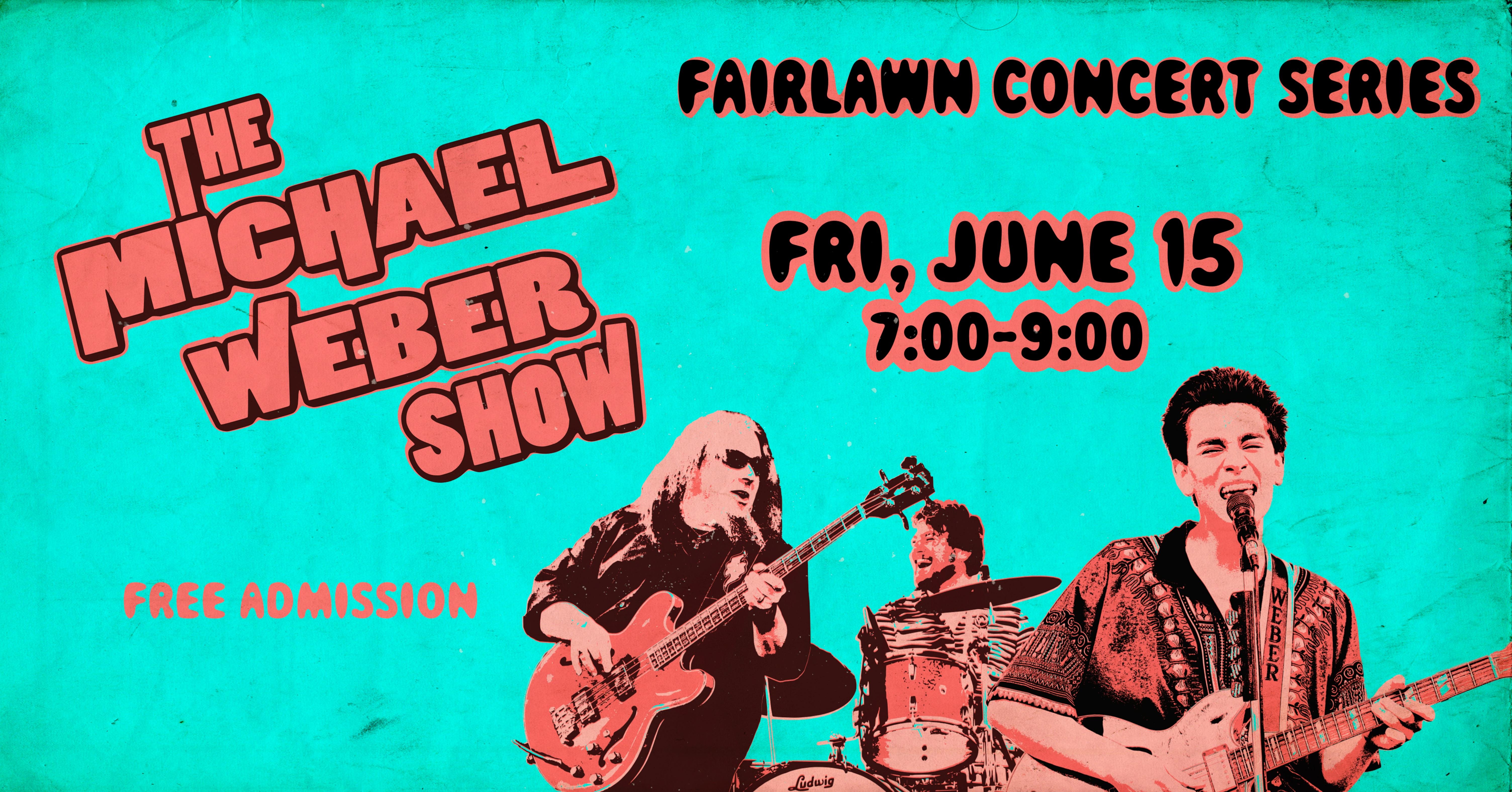 @ Fairlawn Concert Series