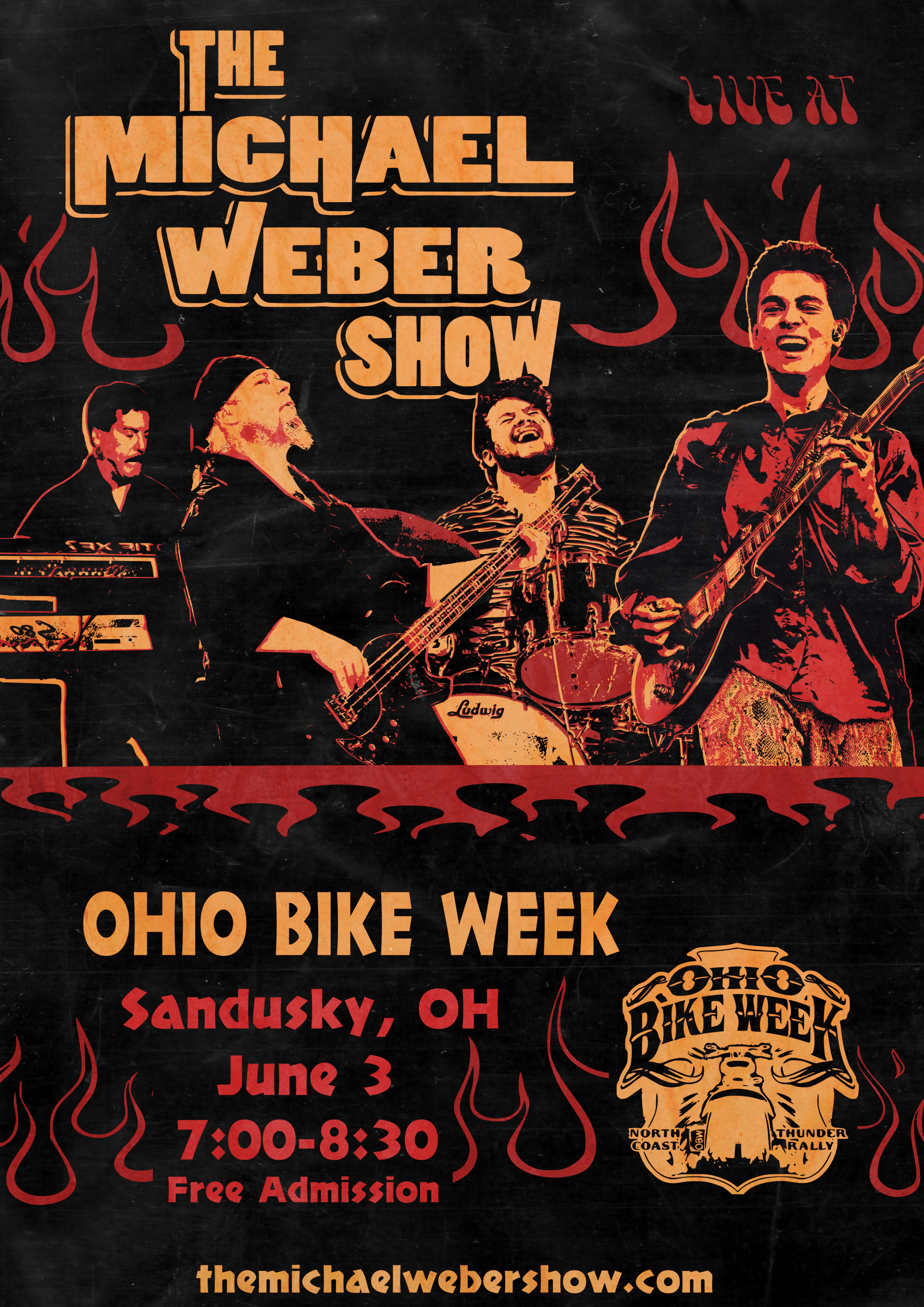 @ Ohio Bike Week
