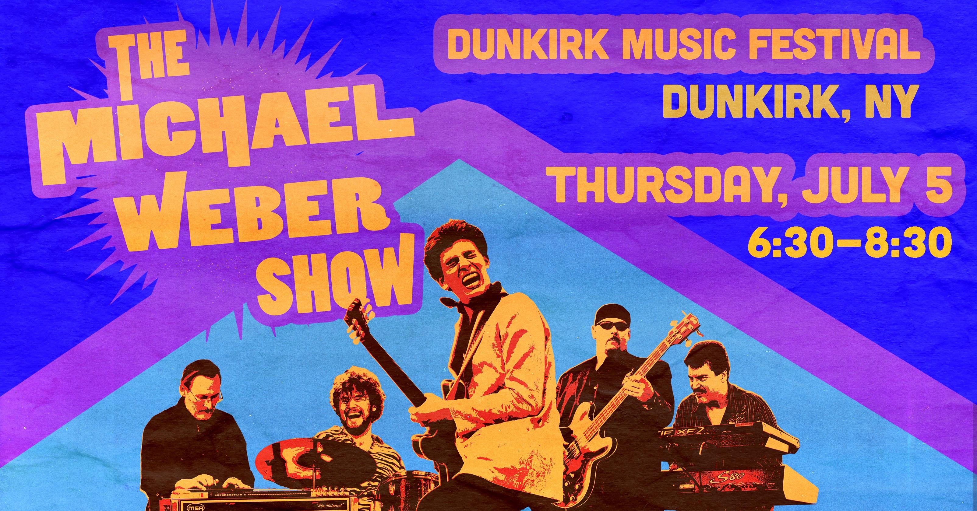@ Dunkirk Music Festival