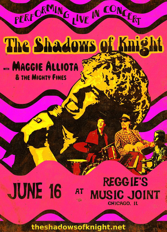 Shadows of Knight Reggies Music Joint