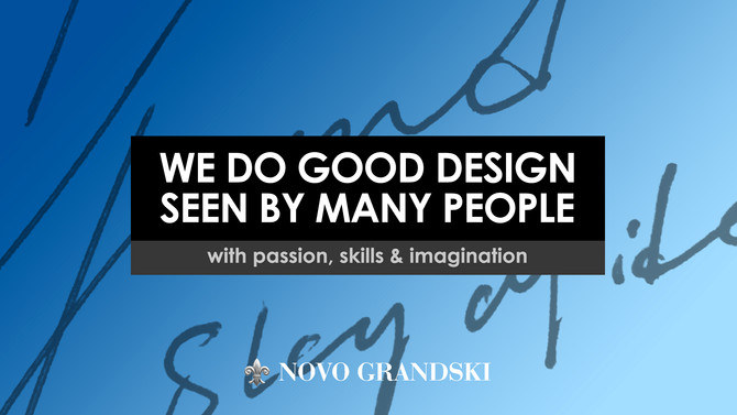 We're expanding, join us to be a true designer.